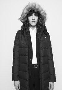 Polo Ralph Lauren - Down coat - black - 6