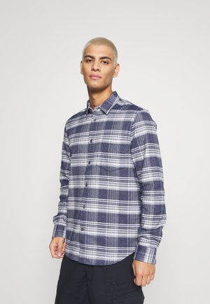 Shirt - blue medium dusty