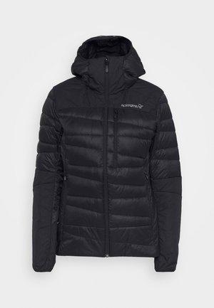 FALKETIND HOOD - Outdoor jacket - black
