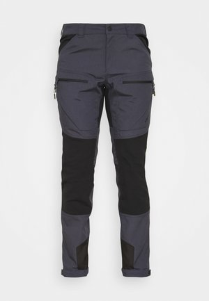 BRILLIANT - Outdoor trousers - granite