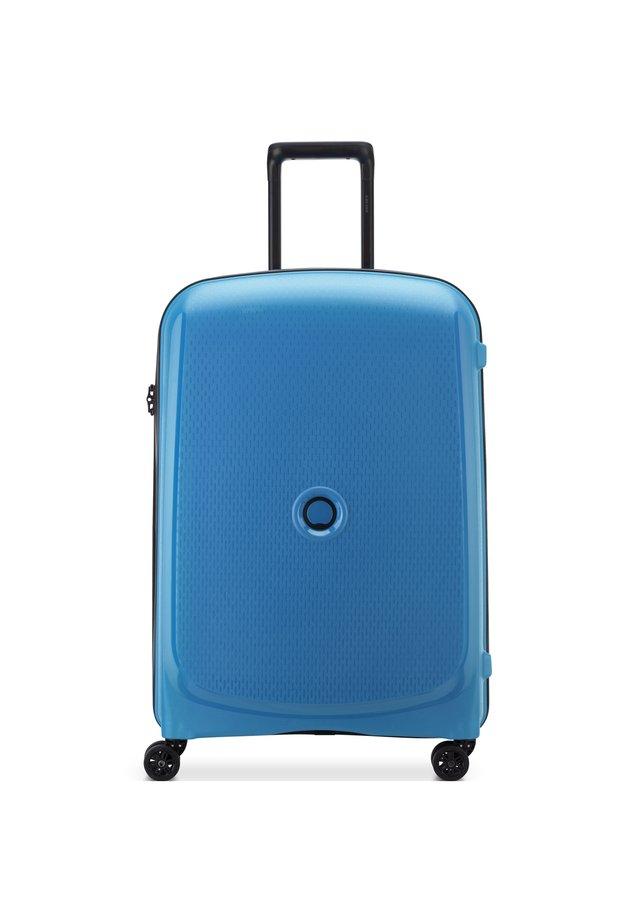 DELSEY BELMONT PLUS 4-ROLLEN TROLLEY 71 CM - Trolley - zink blau