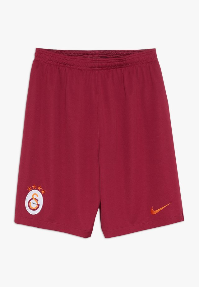 GALATASARAY ISTANBUL - Sports shorts - pepper red/vivid orange