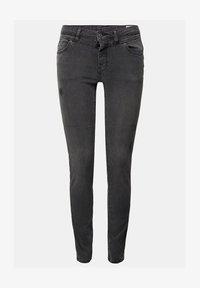 edc by Esprit - FASHION - Jeans Skinny Fit - grey medium washed - 0