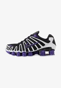 black/court purple/white