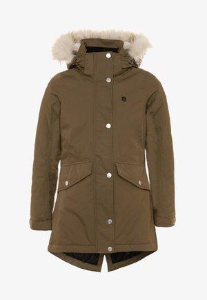 TESA PARKA - Snowboard jacket - beech