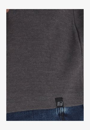 TEE - Long sleeved top - pewter mix
