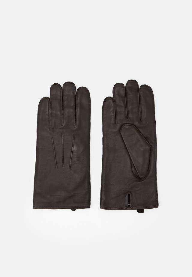 SLHZAIN GLOVES - Gants - demitasse
