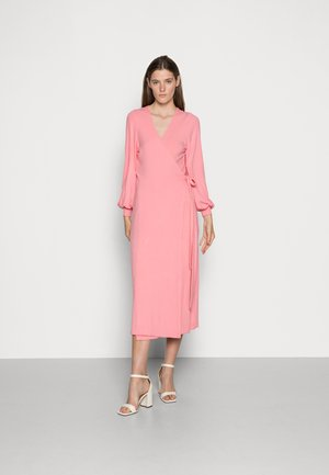 SOLID DINA - Day dress - strawberry pink