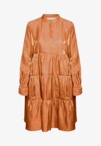 Karen by Simonsen - PANGKB  - Vestido informal - orange rust - 4