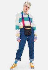 Eastpak - THE ONE - Across body bag - rainbow dark - 1