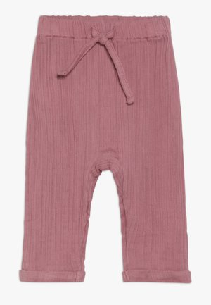 MARE BABY PANT - Trousers - old rose