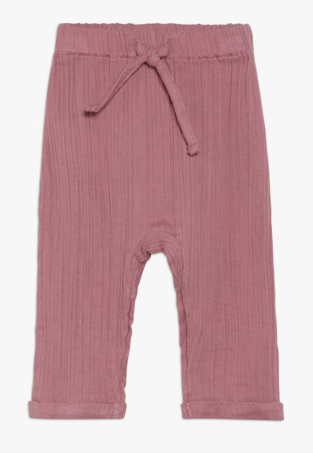 MARE BABY PANT - Broek - old rose
