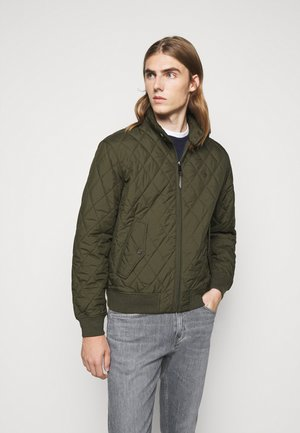 Summer jacket - company olive