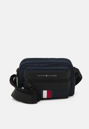 ELEVATED CAMERA BAG - Across body bag - blue