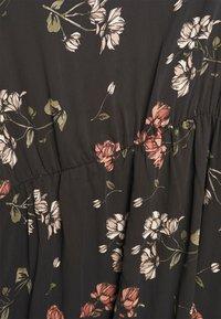 Vero Moda Curve - VMSMILLA DRESS - Day dress - black - 4