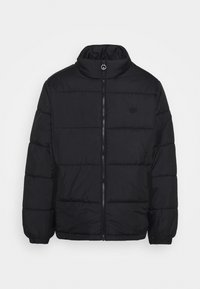 adidas Originals - PAD STAND PUFF - Winter jacket - black - 0