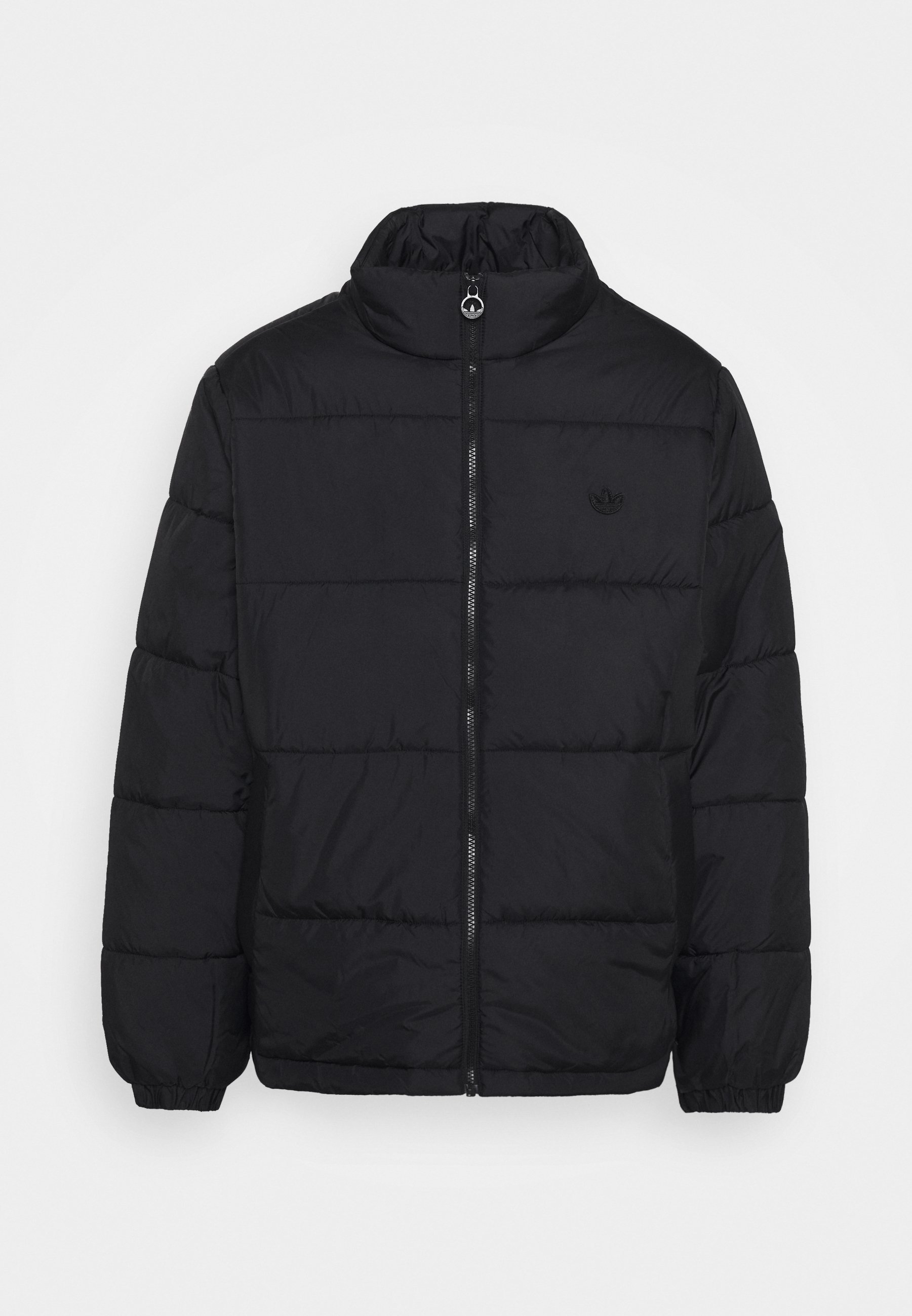 Adidas Originals Pad Stand Puff Winter Jacket Black Zalando Co Uk