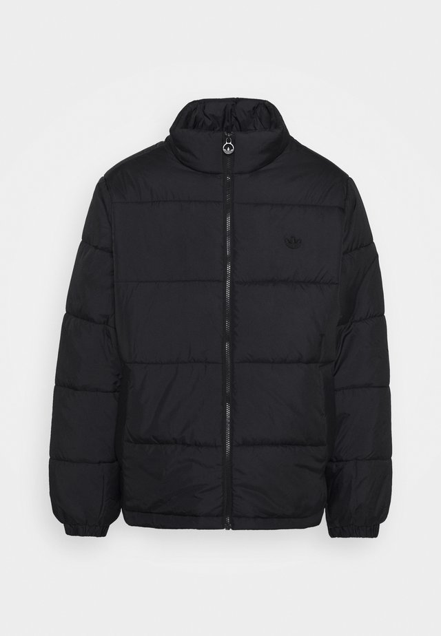 PAD STAND PUFF - Winter jacket - black