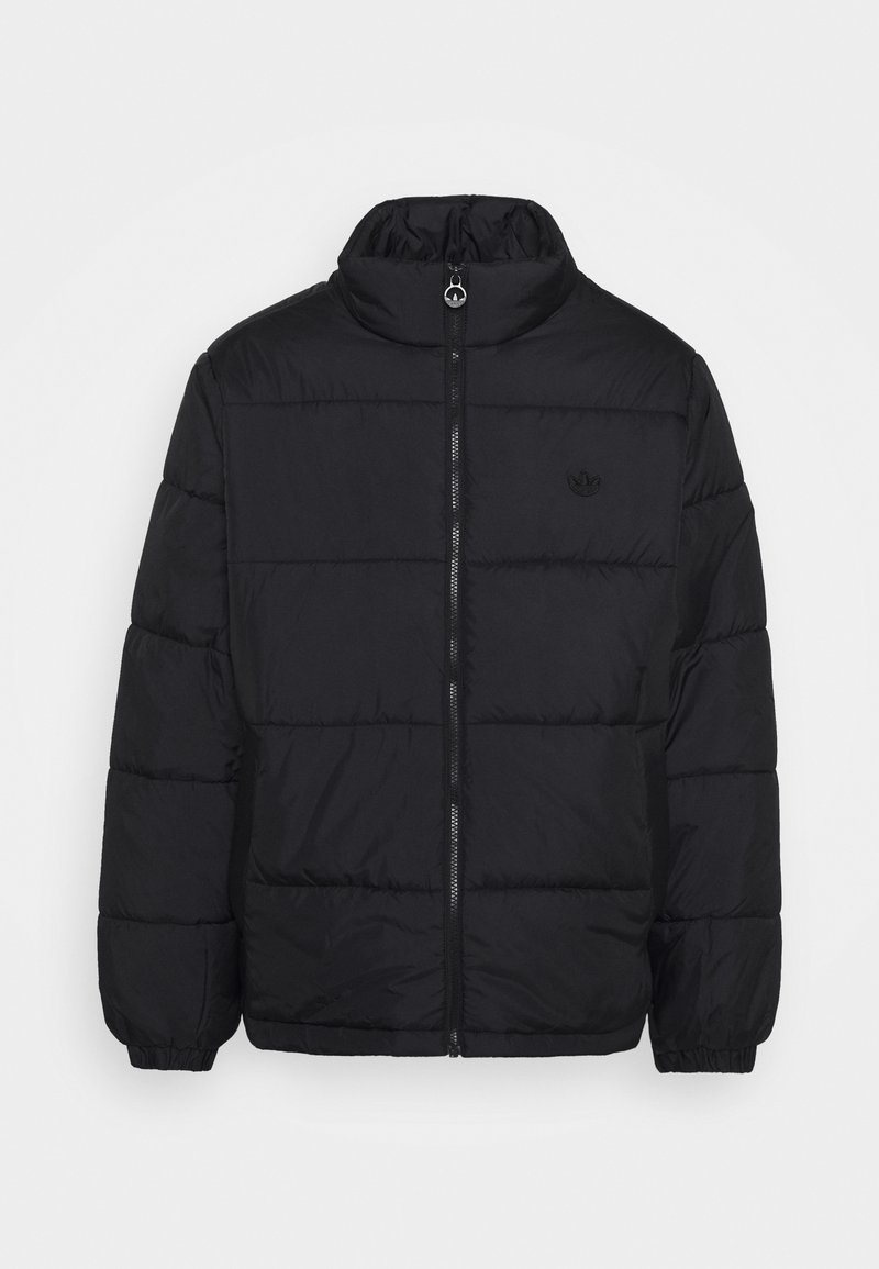 adidas Originals - PAD STAND PUFF - Winter jacket - black