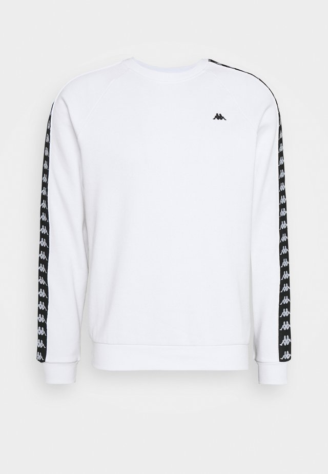 HARRIS CREW - Sweatshirts - bright white