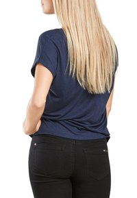 ONLY - ONLMOSTER - T-shirts - drak blue - 2