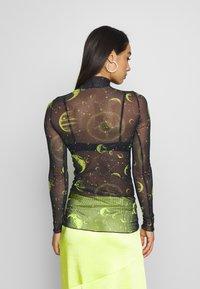 NEW girl ORDER - MOON  - Long sleeved top - black - 2