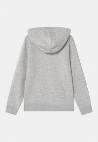 BOSS Kidswear - Zip-up hoodie - chine grey - 1