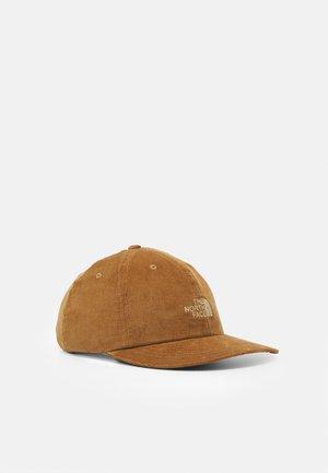 HERITAGE UNISEX - Cappellino - utility brown