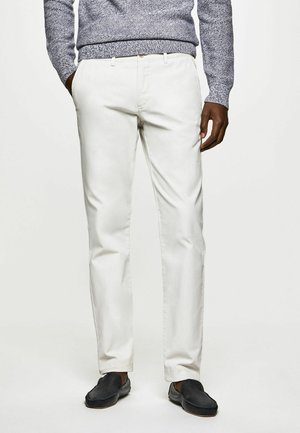 Chinos - antique white