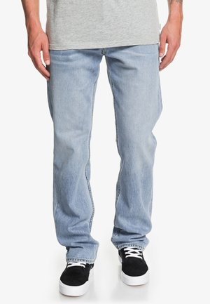 Relaxed fit jeans - salt water