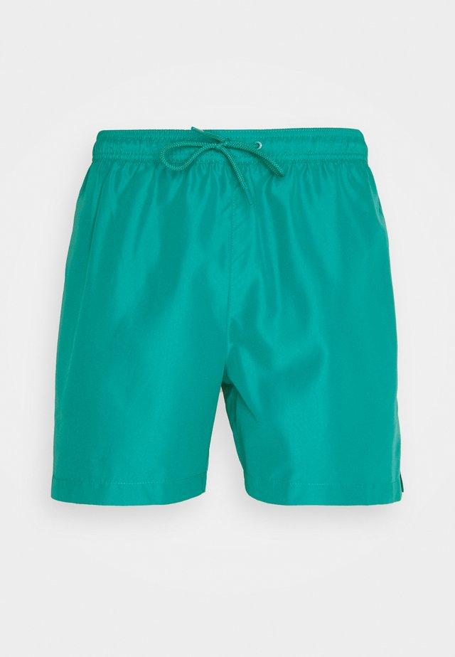 CORE PLACED LOGO MEDIUM DRAWSTRING - Shorts da mare - green
