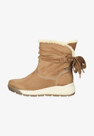 Bottes de neige - camel