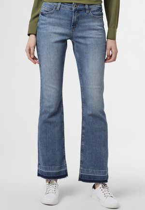 PARIS - Jeans bootcut - medium stone