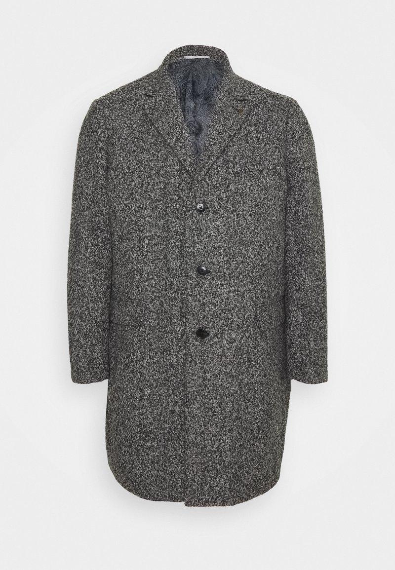 Burton Menswear London - GRINDLE FAUX - Mantel - grey