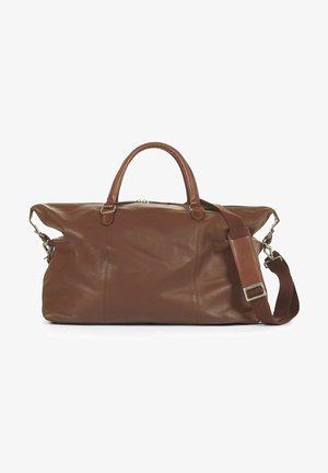 JACOB - Weekend bag - brown