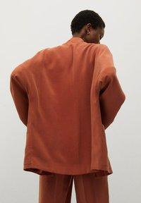 Mango - Short coat - bräunliches orange - 2