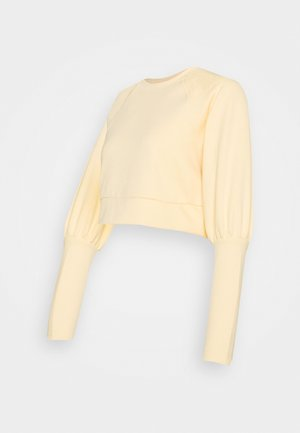 PCMROSAN  - Long sleeved top - fog