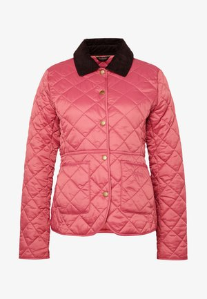 DEVERON QUILT - Light jacket - tayberry
