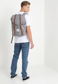Herschel - RETREAT  - Sac à dos - grey - 1