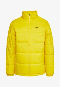 LAYTON - Light jacket - sulphur