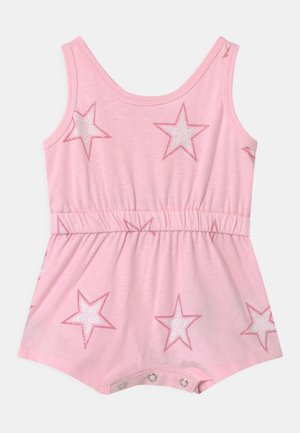 STAR ROMPER - Jumpsuit - pink foam