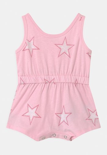 STAR ROMPER - Jumpsuit - pink foam
