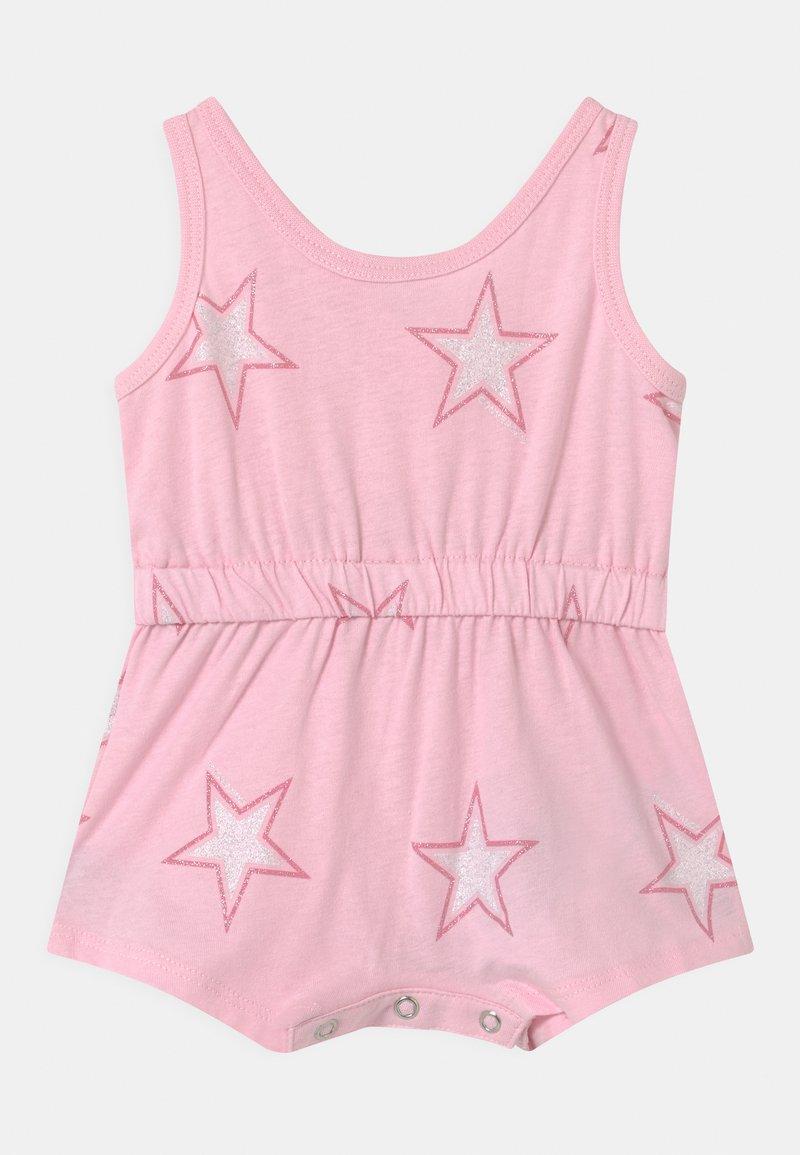 Converse - STAR ROMPER - Jumpsuit - pink foam