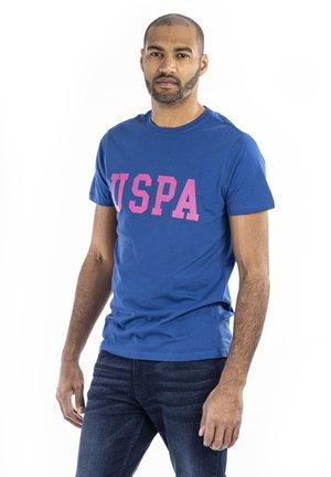 BILL - T-shirt med print - monaco blue