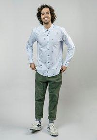 Brava Fabrics - Shirt - blue - 1