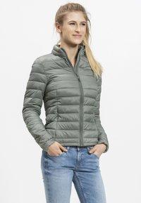 Whistler - Winter jacket - 3056 agave green - 0