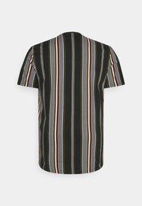 Johnny Bigg - DENTON STRIPE LONGLINE TEE - Print T-shirt - khaki - 5