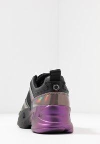 Steve Madden - MOTION - Sneakers - black/multicolor - 5