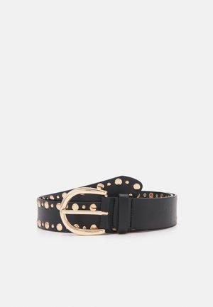 PCZAFINA BELT KEY - Belt - black/gold-coloured