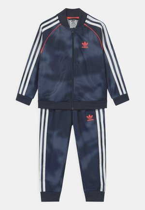 CAMO SUPERSTAR SET UNISEX - Tracksuit - blue/multicolor/white